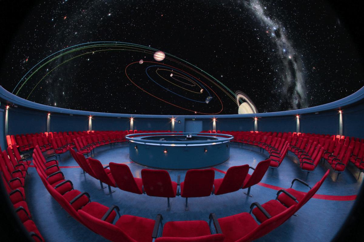 Koepel Planetarium 06 Foto Artis Mark Spoelstra