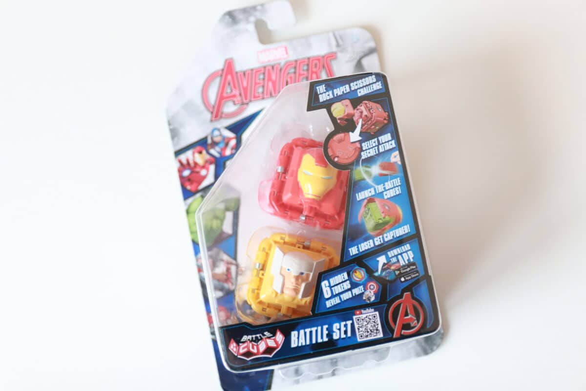 Marvel Battle Cubes recensie 1