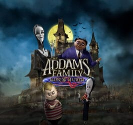 The Addams Familie Huize Herrie2