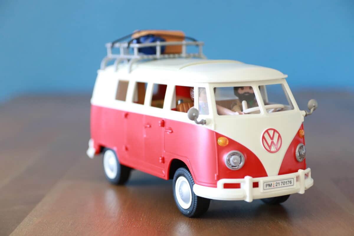 playmobil Volkswagen T1 kampeerbus recensie 3